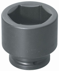 "3 5/8"" Williams 1 1/2"" Drive Impact Socket - 6 Pt"