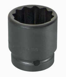 "5/8"" Williams 1"" Drive Standard Impact Socket - 12 Pt"
