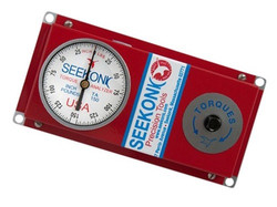 "Seekonk 3/8"" Dr 0-150 Inch Pound Torque Tester With Memory Needle - TA-150"