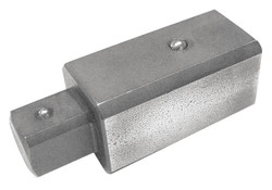 "CDI 3/8"" x 3/8"" Male Square Adaptor - 2344-0051-02"