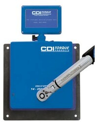 CDI 1/4'' Dr, 10-100 In Oz Digital Torque Tester 1001-O-DTT