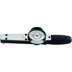"""1/4"""" Dr 18-90 In Lbs Proto Dial Torque Wrench - J6169NMF"""