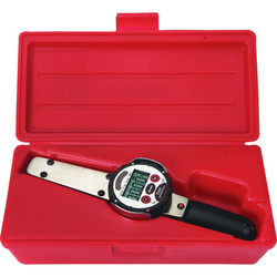"""3/8"""" Dr 25-250 In Lbs Proto Adjustable Torque Wrench - J6345"""