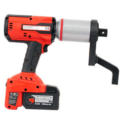 "1"" Dr 300 - 2000 Ft Lbs Norbar Auto 2-Speed EvoTorque Cordless Torque Multiplier & Batteries - 180565"