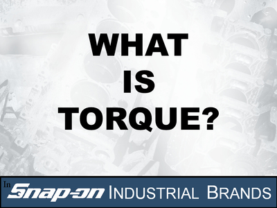 What is Torque?