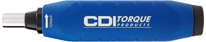 "CDI 1/4"" Female Hex Dr 4-40 In Lbs Preset Torque Screwdriver - 401SP- CDI SET"