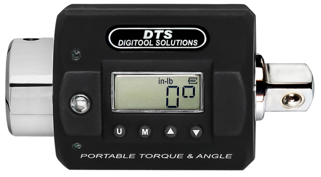 """3/8"""" Dr 120 - 1200 In Lbs Digitool Solutions Electronic Portable Torque Angle Pro - SPA-1002 - Image 1"""