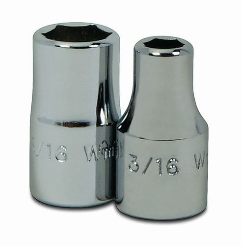 6 Point 9//16-Inch SnapOn Williams 4-618 1//2 Drive Shallow Impact Socket