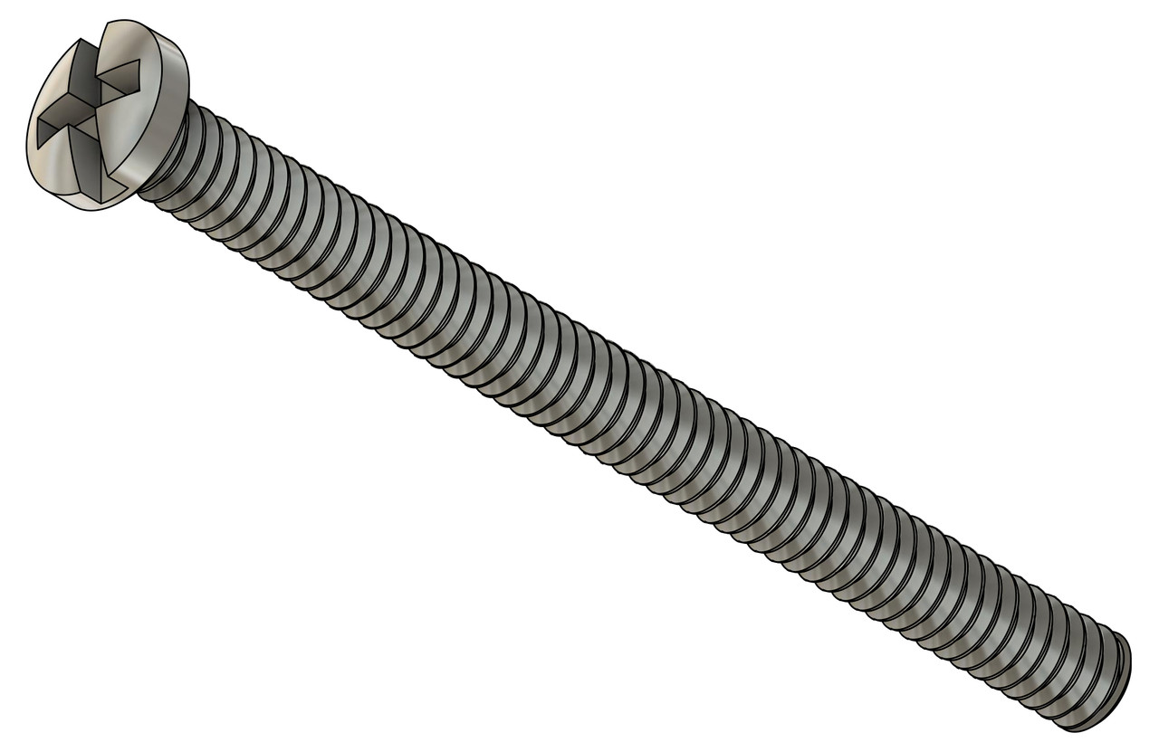 Machine Screw Pan Head with Philips X-Slot Drive,   Thread M1.2 (1.20UNM), Pitch .25mm, Threaded Length 14.3mm, Overall length 15.0mm,    Material: Stainless Steel   Price is for 100 count package with bulk pricing available.  Please contact us for any additional questions or information.