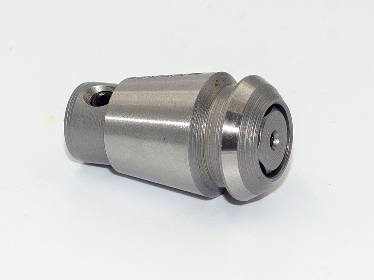 This Tapping  collet is for Taps with a 2.0mm shank diameter.  Tapping collets, fit ER-16 collet holders,  Select the collet that fits the shank of your tap.  These spring loaded collets fits shank sizes 1.0mm, 1.5mm and 2.0mm.