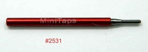 Wear Check Plug for Go Thread Ring Gage to calibrate thread  1.00UNM (M1.0 x.25 ISO-2) Thread Precision Thread Gage made of High Speed Steel then hardened. The picture is of the gage in our stock.      Brand is; MiniTaps made to our specification in Switzerland. A gage certificate with our factory measurements is included with this gage.  Any questions please call or email.