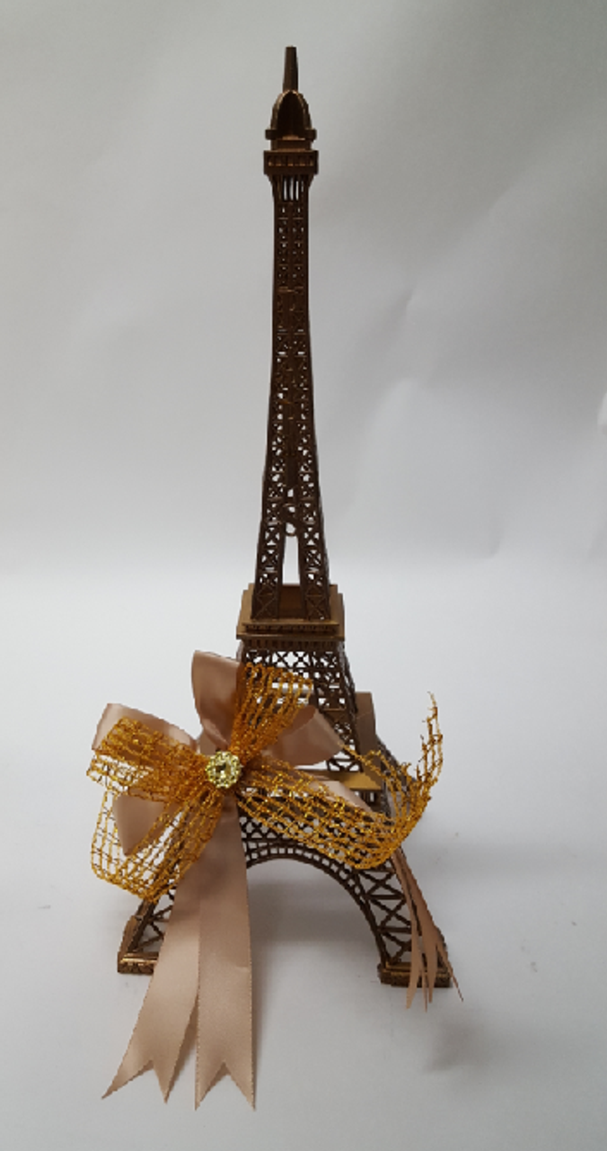 - Eiffel Tower Centerpieces - Paris Quinceanera Theme