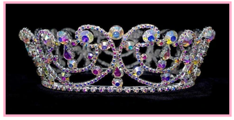 Quinceanera Crown, QT-13565abs