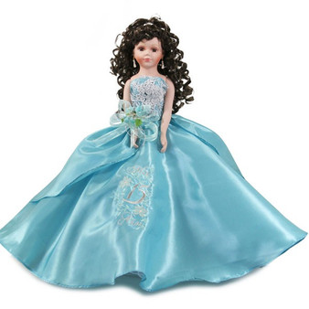 Baby Blue Quinceanera Doll available in any color