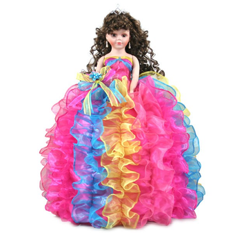 Quinceanera Doll, 26 inches QD2012