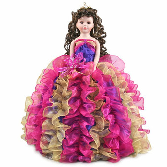 Quinceanera Doll, 26 inches