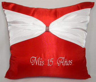 Quinceanera  Pillows Set. two pillows