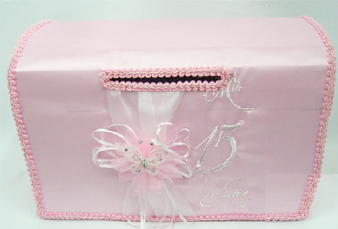Pink Gift Box, any colors and designs
