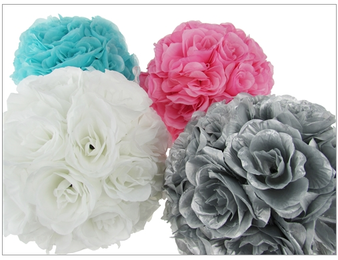 """7"""" Flower Ball, available in in many colors"""