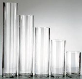 """20"""" Glass Cylinder Vase"""