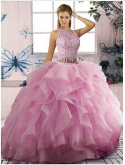 Quinceanera Dress # QS1XYYWL04085-8