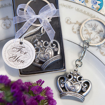 Tiara design Key chain Favor (as low as $ 1.59 )
