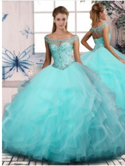 Quinceanera Dress QSJQDDT2073002