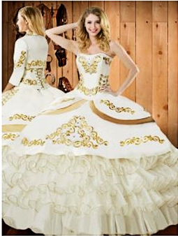 Charro Quinceanera Dress  QSXFQD1506ZHA1 available in all colors
