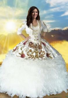 Quinceanera Dress QSXBQD012