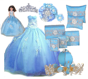 Princess Quince Package  available in all colors