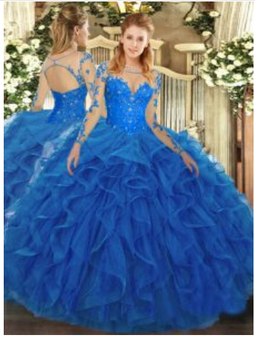 Quinceanera Dress  QSJQDDT1206002