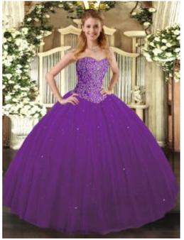 Quinceanera Dress  QSJQDDT1064002-1