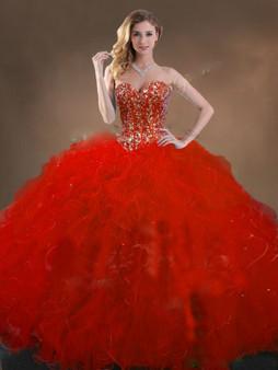 Quinceanera Dress # QSWQD050MT-6