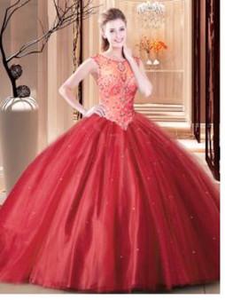 Quinceanera Dress QSJQDDT889002