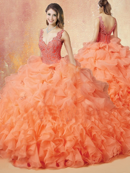 Quinceanera Dress # QSJQDDT414002