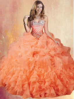Quinceanera Dress # QSJQDDT437002