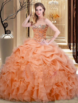Quinceanera Dress # QSJQDDT908002-2