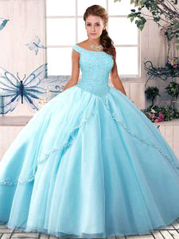 Quinceanera Dress  QSJQDDT2083002-6
