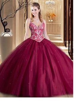Quinceanera Dress  QSJQDDT951002-3