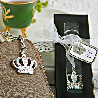 Majestic Crown Key Chain (as low as $ 0.89)
