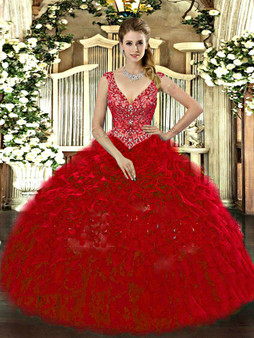 Quinceanera Dress QSJQDDT994002-2