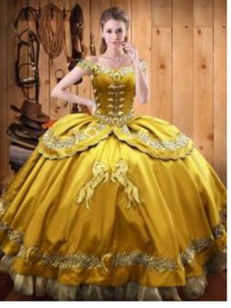 Quinceanera Dress QXBQD157-8
