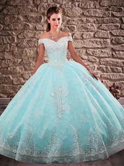 Quinceanera Dress QSXFQD1567-7