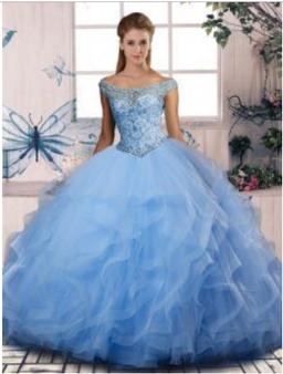 Quinceanera Dress QSJQDDT2073002-1