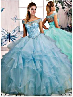 Quinceanera Dress QSJQDDT2089002