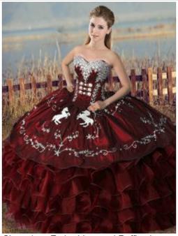 Quinceanera Dress QSXBQD165-6