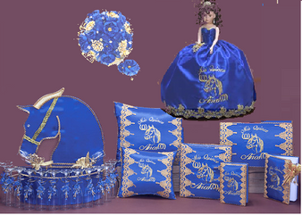 Charra Quinceanera Package, available in every color