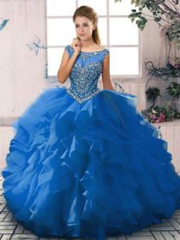 Blue Quinceanera Dress QSJQDDT2069002-4