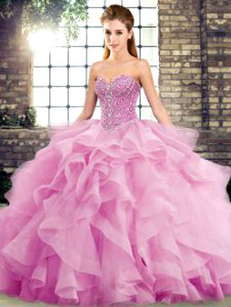 Lilac Quinceanera Dress  QSJQDDT2123002-11