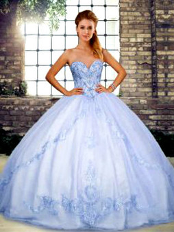 Baby Blue Quinceanera Dress QSJQDDT2128002-13